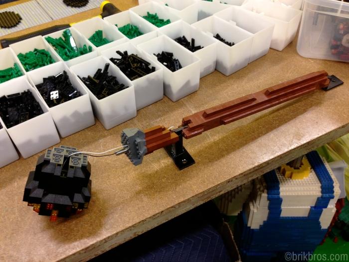 LEGOLAND Model Shop Torch