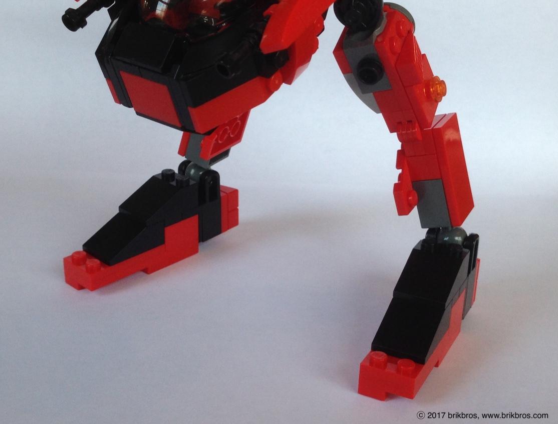 Crusader Legs w Copyright